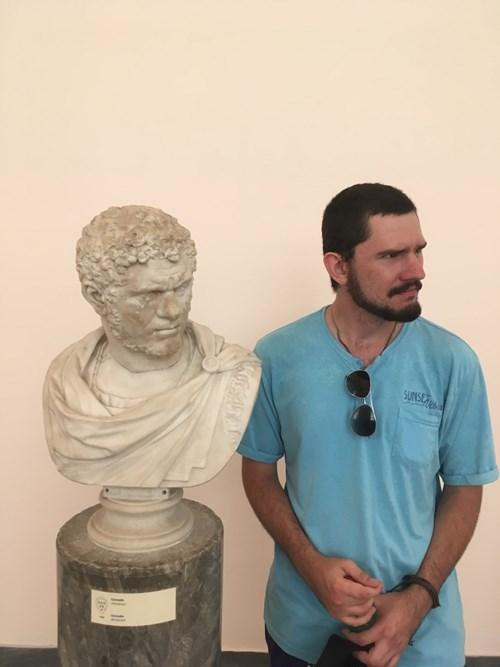 16B Caracalla Maior Et Minor Museo Archeologico Nazionale Di Napoli
