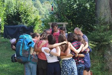 Přátelství je skvělý lék na environmentální žal. Foto: Marie Drahoňovská