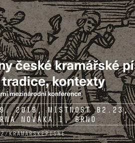 2019 Proměny české kramářské písně – media, tradice, kontexty