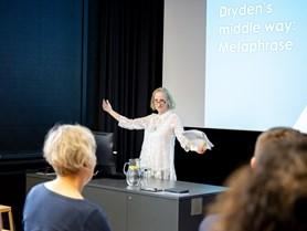 Fotogalerie konference Adaptation and Modernisms