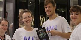 Noc vědců na kampusu: LF MU nabídla pestrý program