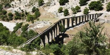 Historie tudy šla hned několikrát, odhalují archeologové v Albánii