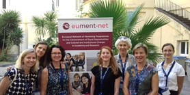 Příklady dobré praxe v mentoringu – konference Eument-net v Neapoli