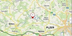 Slabé zemětřesení u Pňovan na Plzeňsku 13.10.2019