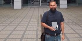 Martin Lang získal letošní IAPR cenu pro mladé badatele