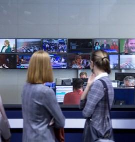 Exkurze do České televize, 4. 10. 2019