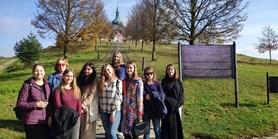 Z pobytu studentů z Nižního Novgorodu v Brně – 3.–4. týden