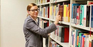 Podcasty21 s Petrou Georgala: Kolem knihovny jsem se motala už od dětství