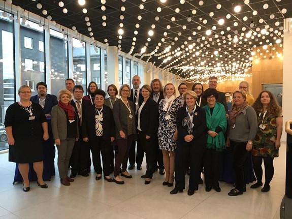 CEE regional meeting in Tallinn