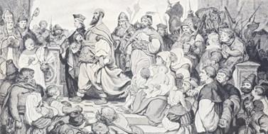Jeden z nejslavnějších soudců v českých dějinách nebyl z masa a kostí. Soudce chebský byl úspěchem husitské diplomacie