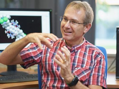 prof. Radek Marek, corresponding author a lídr studie