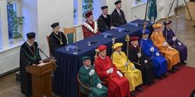 Profesor Stanislav Balík byl slavnostně inaugurován děkanem FSS