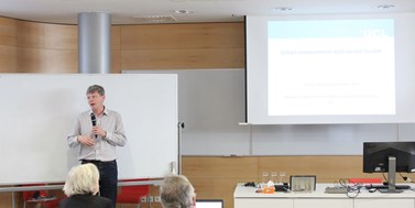 Prof. Martin Bobák: Urban environment and mental health