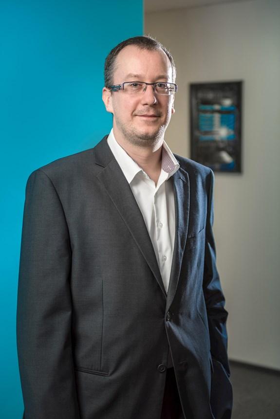 """""""Výhodou je dlouhodobá spolupráce s univerzitou,"""" říká Pavel Minařík (Foto: Flowmon Networks a. s.)"""