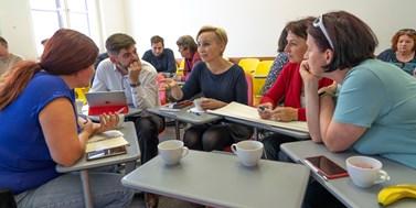 Proběhla společná diskuze na téma digitální humanitní vědy