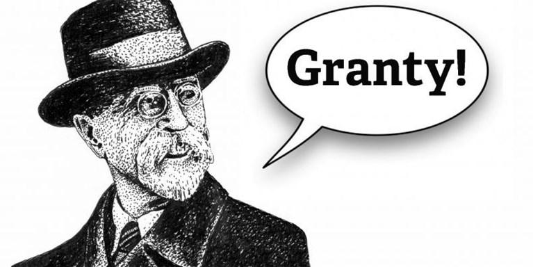 Granty TGM