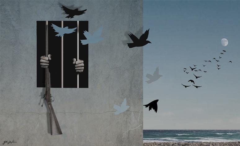Foto: Věznice, Gilles Papineau, flickr.com