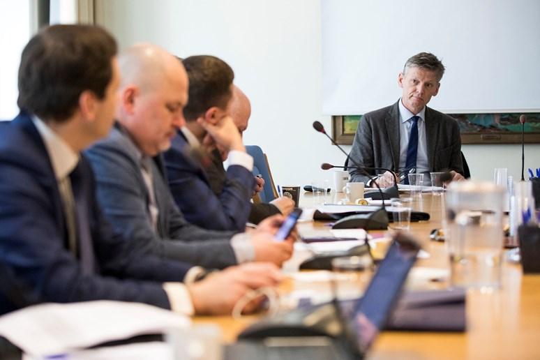 Norský ombudsman Aage Thor Falkanger. Rozhodujícím momentem v prosazování viditelnosti NPM je osobnost ombudsmana