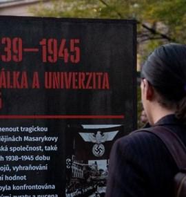 Masaryk University 1939–1945 – exhibition