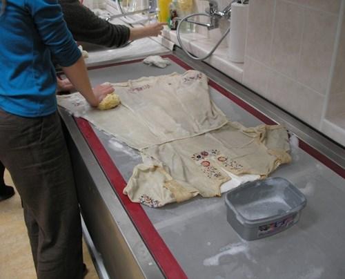 Práce S Textilním Materiálem