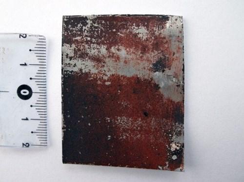 Kov Oxidace