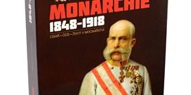 Vladimír Černý autorem nové knihy o Rakousku-Uhersku v letech 1848-1918