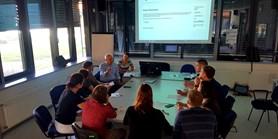 Metody kolaborativního učení s využitím simulace s nízkou úrovní věrnosti: školení - část druhá