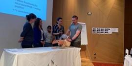 Teach the Teacher, kurz pořádaný Evropskou anesteziologickou společností (ESA, European Society of Anaesthesioogy).
