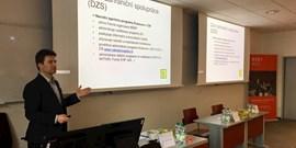 Seminář Erasmus+ pro potenciální řešitele proběhl poprvé na půdě LF MU