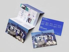 Brožura MUNI - skládačka AJ