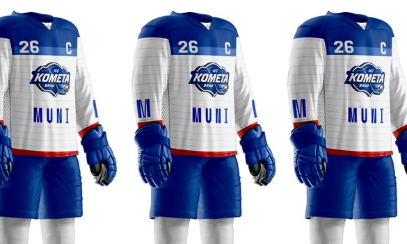 Masarykova univerzita zahájila spolupráci s hokejovým klubem HC Kometa