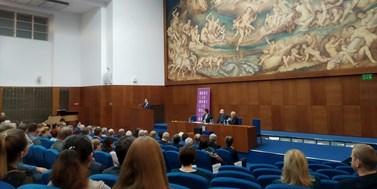 Právnická fakulta MUNI pořádala XIII. ročník konference Dny práva. Ocenila také významné pedagogy
