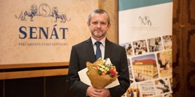 Our colleague Zdeňek Bochníček was awarded a prize of Minister of Education
