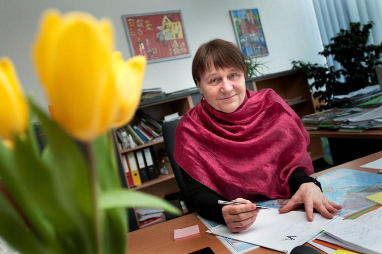 Ombudsmanka Anna Šabatová. Foto: archiv Kanceláře VOP