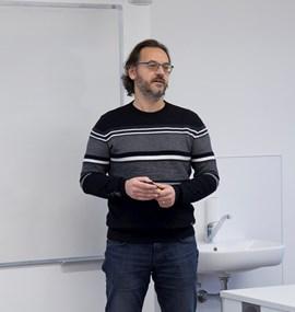 Přednáška Petra Pořízky, 6. 12. 2019