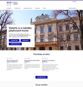 CJV - Centrum jazykového vzdělávání