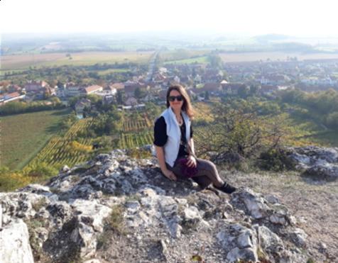 The beautiful Czech town: Mikulov
