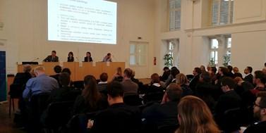 Na konferenci Nezávislost soudní moci vystoupili soudci Ústavního soudu i zahraniční hosté