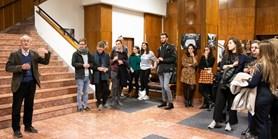 Fotogalerie: Předvánoční kino Soud nad českou cestou