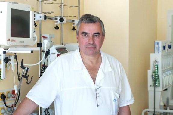 Prof. MUDr. Jaroslav Štěrba, Ph.D. (foto FN Brno)