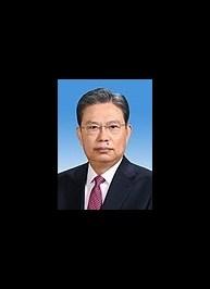Zhao Leji (赵乐际) Zdroj: Wikimedia Commons Autor Xinhua Net – (http://www.xinhuanet.com/english/2017-10/25/c_136705564.htm, https://commons.wikimedia.org/w/index.php?curid=75660920) Licence: CC BY-SA 4.0