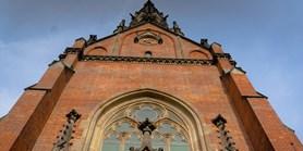 Fotoreportáž: Červený kostel; přehlížená dominanta Brna