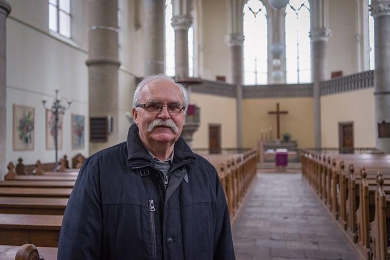 Kurátor Českobratrské církve evangelické sbor Brno I. Václav Matoulek. Foto: Denisa Marynčáková