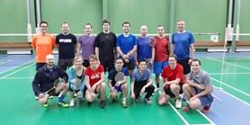 Ohlédnutí za Badmintonovým turnajem ESF MU