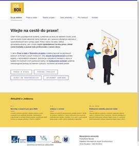 Jobbox | Praktické předměty KISK FF MU
