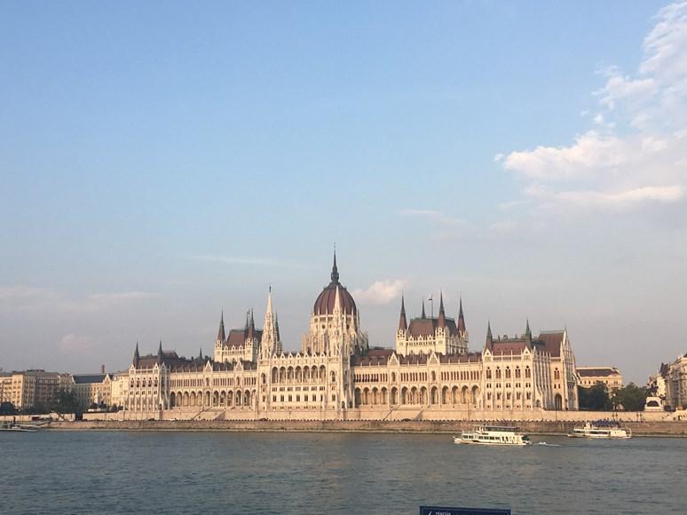 Budova Parlamentu. Foto: archiv autorky