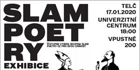 Univerzitní centrum hostí potřetí básnickou exhibici Slam Poetry