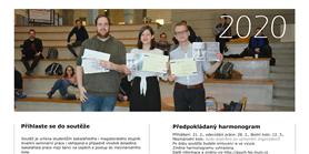 Soutěž: Harmonogram soutěžních prezentací - Čt 12. 3. 2020
