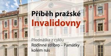 Přednášky o pražské Invalidovně a o archeologických průzkumech novoříšského kláštera – již příští týden v univerzitním centru