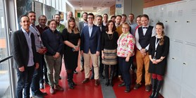 Kick-off meeting of the CETOCOEN Excellence